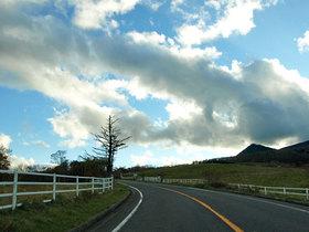 県道169号霧降高原道路