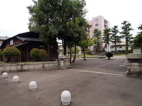 山本五十六記念公園の入口