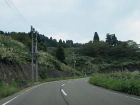 新潟県道23号線
