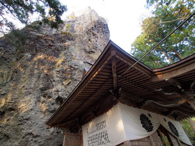 中之嶽神社社殿