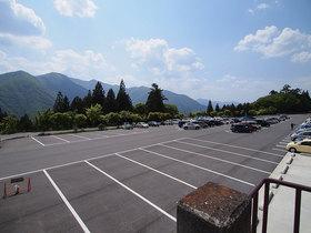三峰神社駐車場(有料)