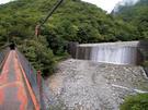 二俣吊り橋からの風景