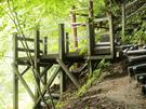 大久保の滝の展望台