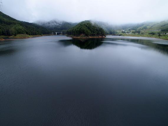 乙女湖(琴川ダム)