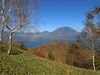 中禅寺湖~社山