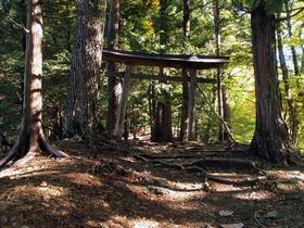 浅間神社の二の鳥居