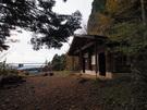 大岳山荘のトイレ(使用可)