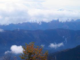 大岳山からの眺望