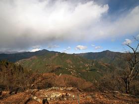 展望台から北側の眺望
