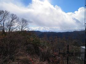 松生山から南側の眺望