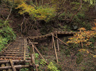 頼りなさそうに見える橋