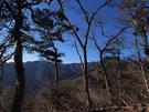 サルギ尾根からの眺望