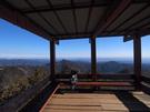 上高岩山展望台からの眺望1