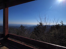 上高岩山展望台からの眺望4