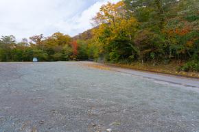 黒檜山登山口駐車場