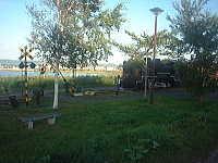 能取湖の公園