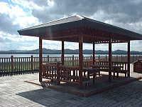 サロマ湖湖畔