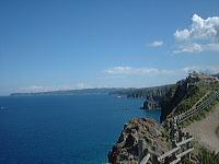 神威岬からの眺望