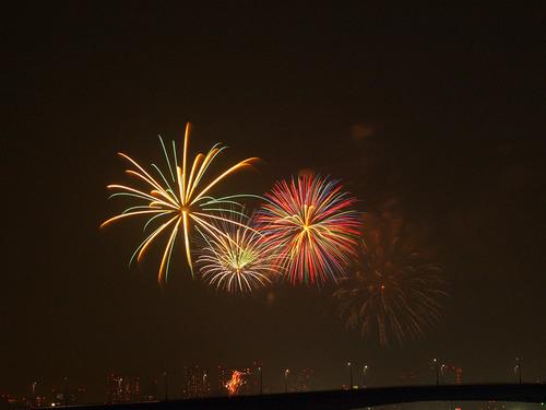 2013年 東京湾大華火祭 写真2