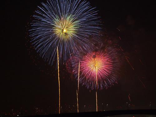 2013年 東京湾大華火祭 写真5
