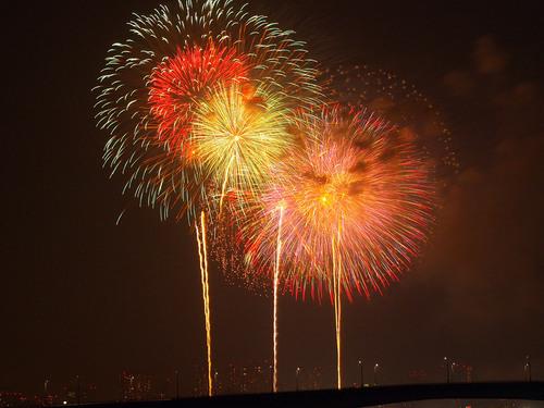 2013年 東京湾大華火祭 写真6