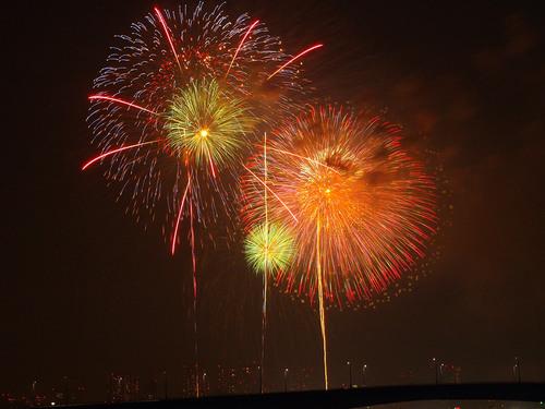 2013年 東京湾大華火祭 写真7