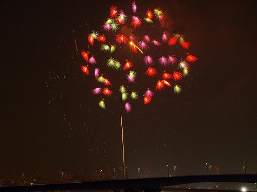 2013年 東京湾大華火祭 写真9