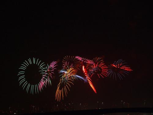 2013年 東京湾大華火祭 写真10