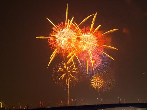 2013年 東京湾大華火祭 写真11