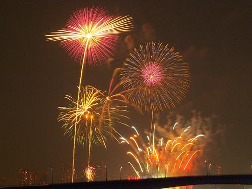 2013年 東京湾大華火祭 写真12