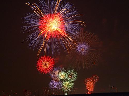 2013年 東京湾大華火祭 写真13