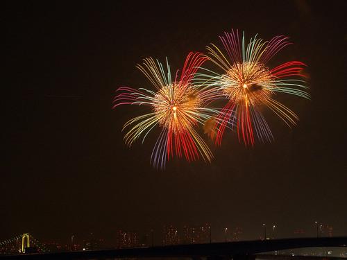 2013年 東京湾大華火祭 写真14