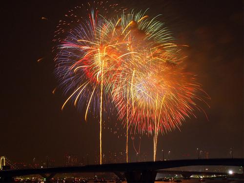 2013年 東京湾大華火祭 写真15