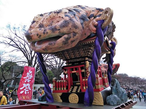 2016年3月27日の上野公園5
