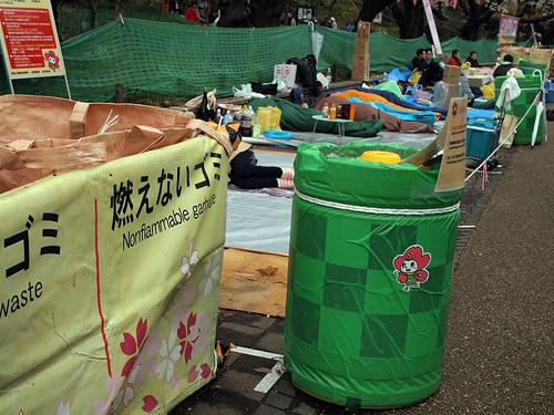 2016年4月2日の上野公園2