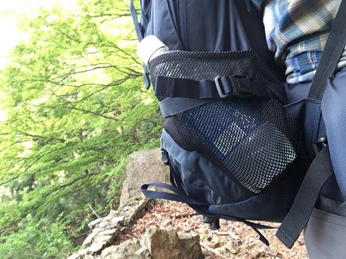 サースフェー30+5(MIS2048)の使いやすいサイドポケット