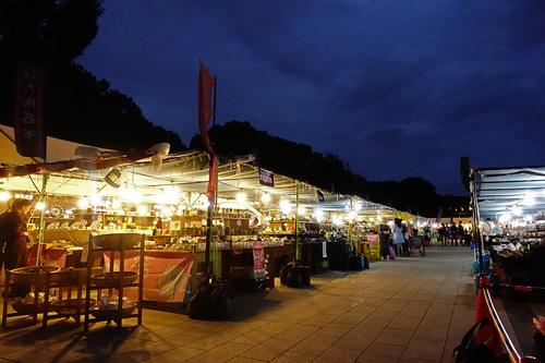 RX100M3の撮影JPG画像 上野公園陶器市