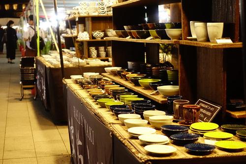 RX100M3の撮影JPG画像 上野公園陶器市3