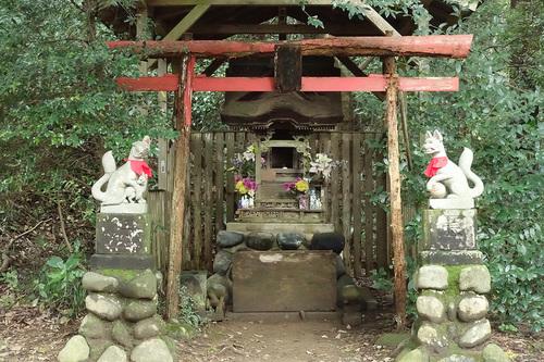 高尾山稲荷山コース-旭稲荷