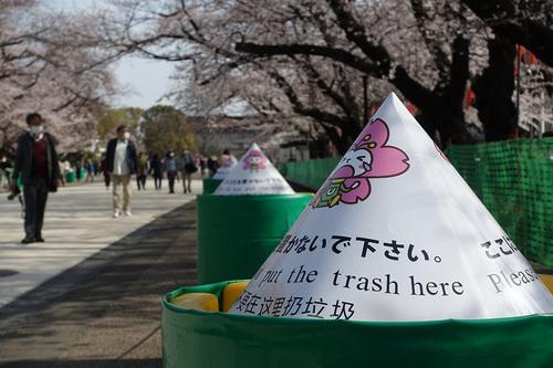 上野公園2020年3月22日の桜 その4