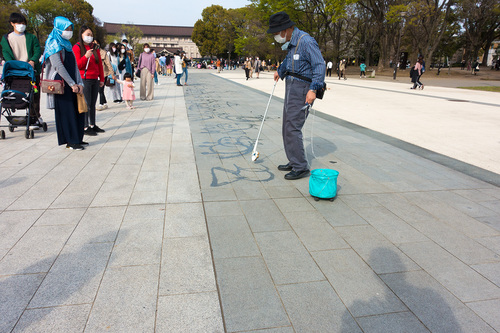 2021年3月27日上野公園の桜_05
