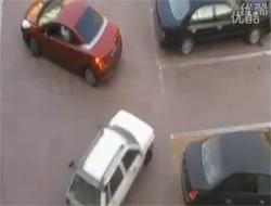 中国の駐車方法