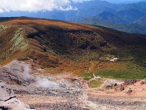 広い山道の例